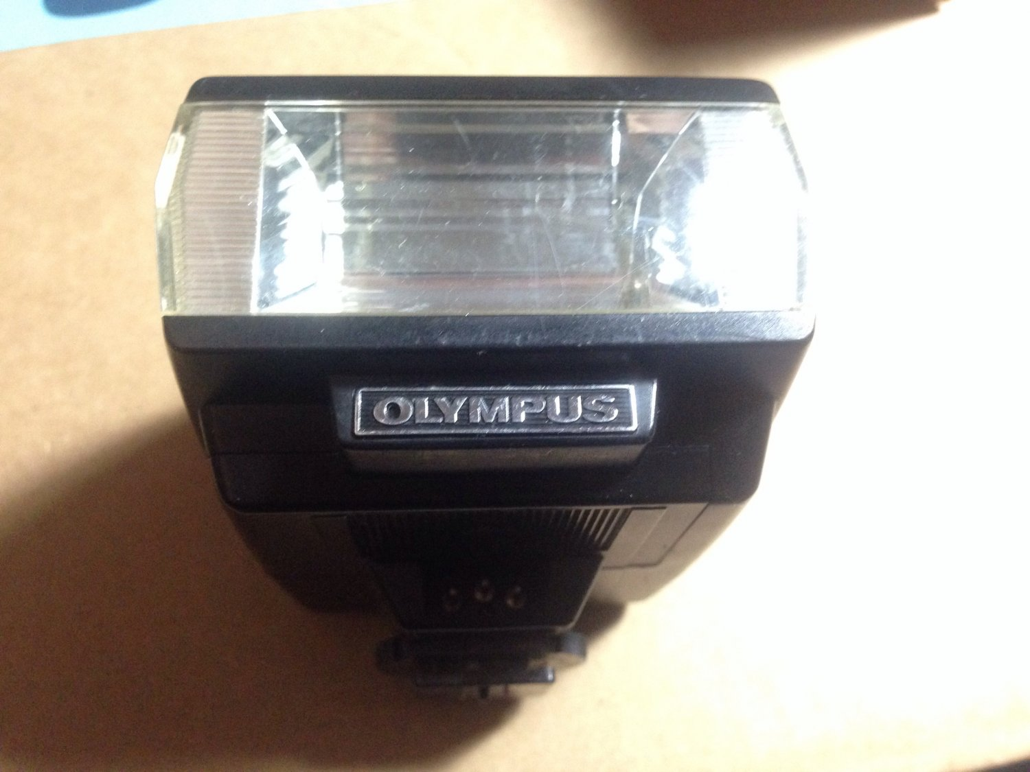 Olympus OM System Electronic Flash T-20 T20