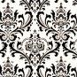 Wedding Table Runner Black and White Runner Table Centerpiece Decor