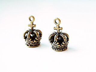 Bronze crowns (per pair)