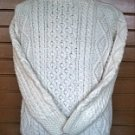 Hand Knitted Banin Crewneck Sweater XS