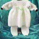 Toddler Dress and Pants Set