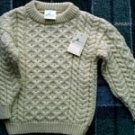 Childrens Handloomed Crewneck
