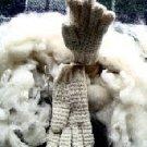 Childrens Hand Knit Gloves