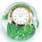 Shamrock of Erin Clock