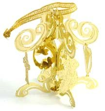 Gold 4 Icon Decoration