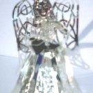 Silver Claddagh Angel Design Decoration