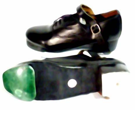 Ritestep Hard Dance Shoe