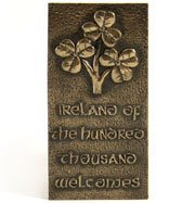 Ireland of the Hundred Thousand Welcomes