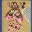 Tippy-Toe Murder by Leslie Meier (1999, Paperback, R...