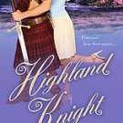 Highland Knight by Cindy Miles (2008, Paperback)