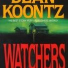 Watchers by Dean Koontz (1996, Paperback, Reissue)