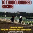 Ainslie's Complete Guide to Thoroughbred Racing by T...