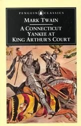 A Connecticut Yankee at King Arthur's Court pb books