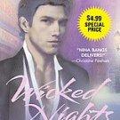 Wicked Nights by Nina Bangs (2007, Paperback)