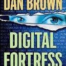 Digital Fortress by Dan Brown (2004, Paperback) books