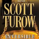 Reversible Errors by Scott Turow 2003, Paperback books