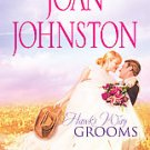 books Hawk's Way Grooms by Joan Johnston 2008 Paperback