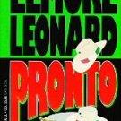 books Pronto by Elmore Leonard 1994, Paperback