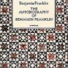 books Autobiography of Benjamin Franklin pb