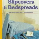 Slipcovers and Bedspreads by Sunset Editors 1979 pb