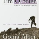 books Going After Cacciato by Tim O'Brien 1999 pb