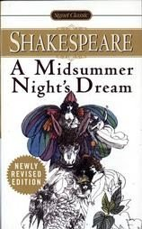 A Midsummer Night's Dream by William Shakespeare, Wo...