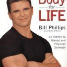 book Body for Life Bill Phillips Michael D'Orso hc 1999