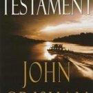 The Testament by John Grisham (1999, Hardcover)