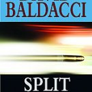 Split Second by David Baldacci pb books