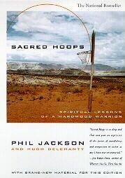 Sacred Hoops Hugh Delehanty, Phil Jackson 1996 pb book