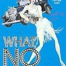 books What, No Roses? Marianne Mancusi 2006 romance