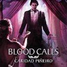 books Blood Calls by Caridad Pineiro 2007 romance pb