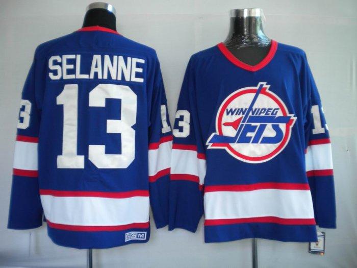 Teemu Selanne Hockey Jersey
