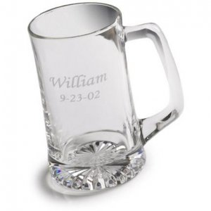 Engraved 25 OZ. Sports Mug  GC117