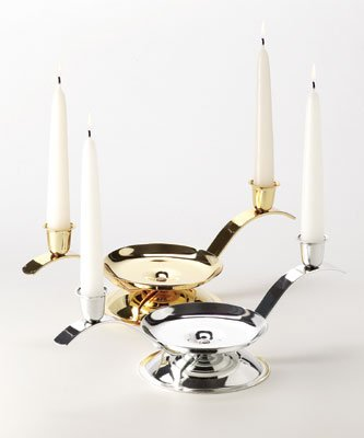 Unity Candle Stand and Tapers GC307