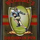 Gridiron Pub Sign