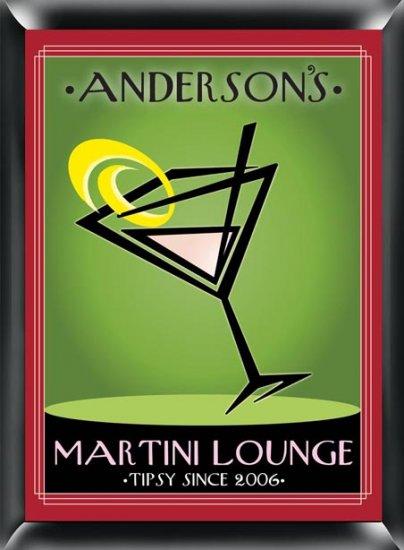 MartiniCosmo Pub Sign