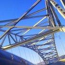 duluth bridge-blue