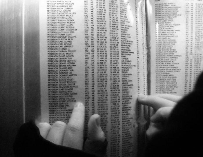 The Wall List