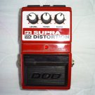 Supra Distortion pedal