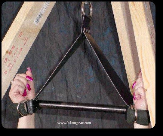 Suspension cuff and bar set