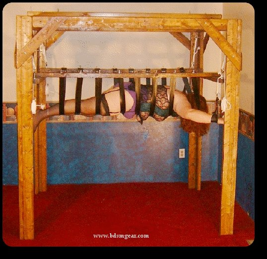 Suspension and Sling Stand