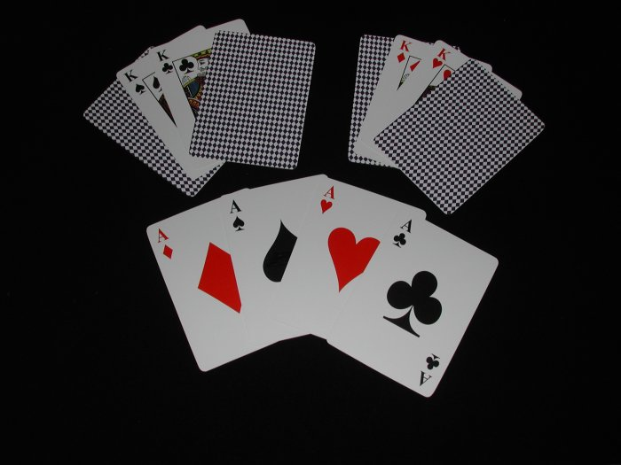 Kings to Aces, An Easy,Baffling Packet Trick, No Sleight of Hand (2094)
