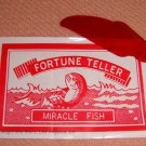 Fortune Teller Fish 72 Count + Free Shipping
