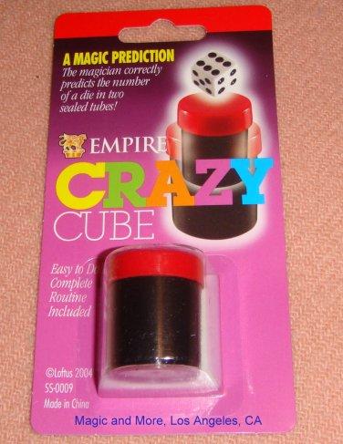 Crazy Cube, A Magic Prediction (1154.)
