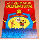 Fun Magic Coloring Book, Pocket Size to Carry with you (1111)
