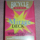 Mirage Deck, Blue Bicycle Rider Back Cards (2183)