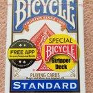Stripper Deck, Bicycle Blue Backs (2202)