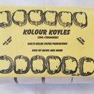 Mouth Coils, Kolour Koyles, 24 Feet Long & Colorful Magic (1511)