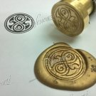 26-30mm Tailor Made Logo Wooden Handle Seal (+GIFT)